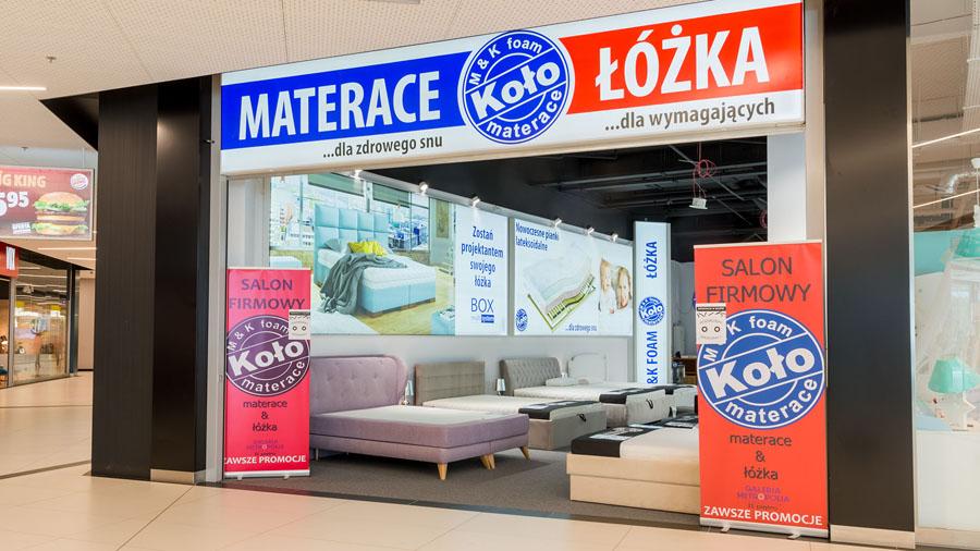 MK Foam Materace Koło