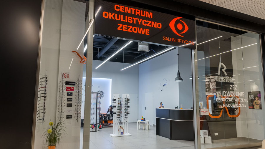Centrum Okulistyczno Zezowe