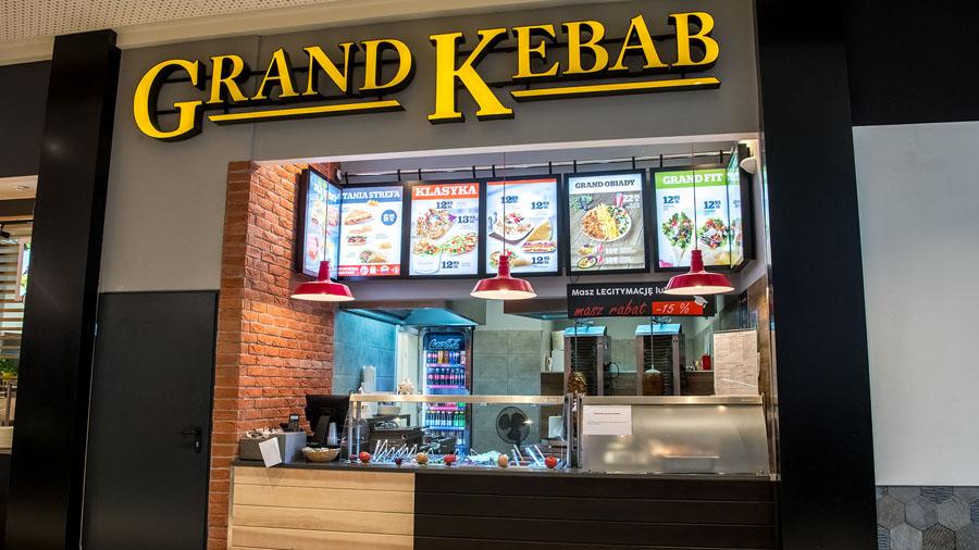 Grand Kebab