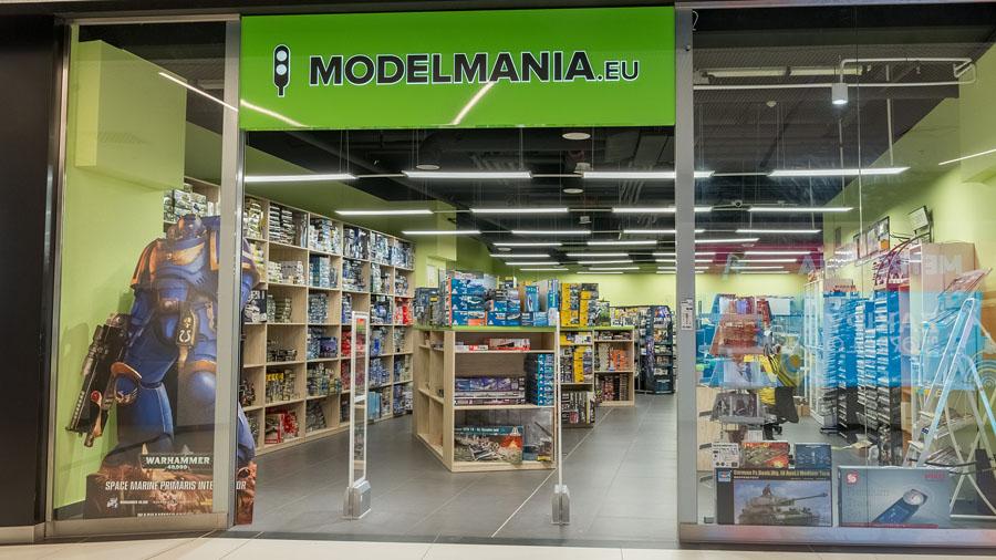 Modelmania – sklep modelarski