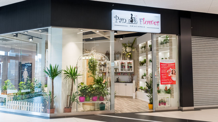 Pan Flower