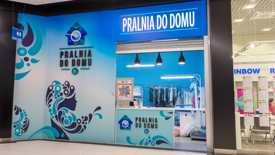 Pralnia Do Domu