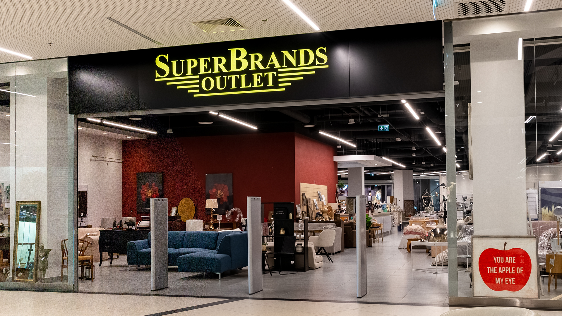 Super Brands Outlet Home