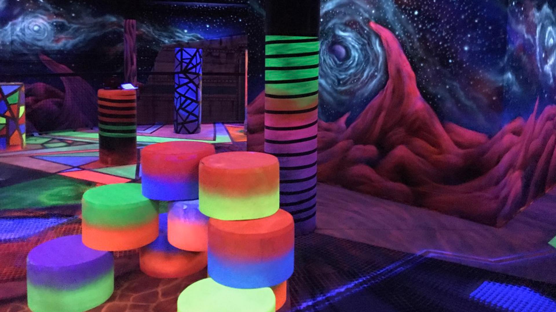 Laser Wars – Laserowe Centrum Rozrywki