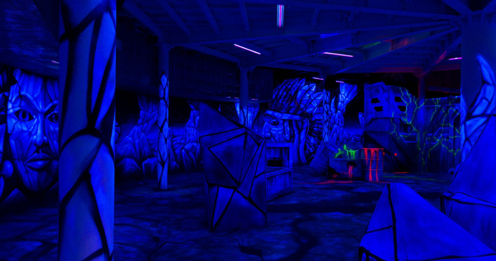 Laser Wars - Galeria Metropolia - Gdańsk Wrzeszcz