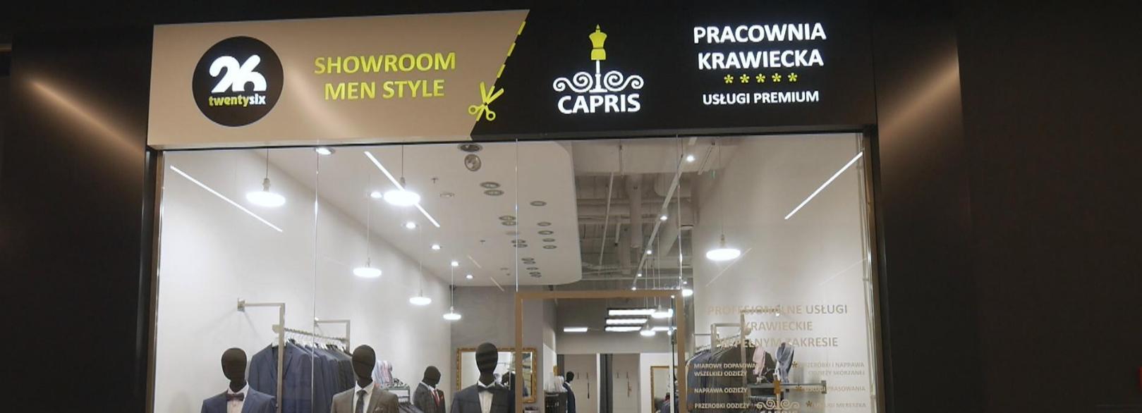 Capris Pracownia Krawiecka Premium & Showroom Men Style TwentySix